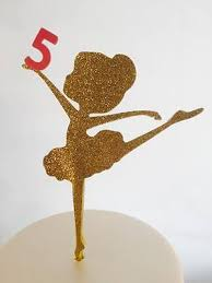ballerina cake toppers ballerina cake topper ballerina birthday party decorations