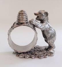 antique rabbit ring holder images 91 best figural napkin rings images in 2018 napkins jpg