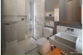 High Tech Bathroom 3 Bedroom Smart Pool Villas For Sale High Tech Idealtropical Com