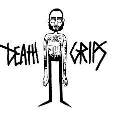 drew mc ride for the first time deathgrips