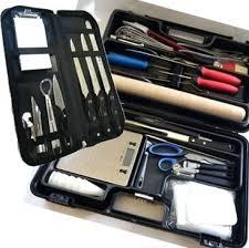 mallette cuisine set de couteaux de cuisine professionnel promo mallette jusqua 37