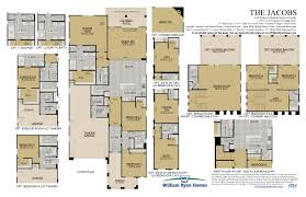 the jacobs floor plans william ryan homes