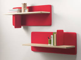 Wooden Wall Shelves Eotic Double Wooden Wall Shelves In Simple Style Completed With