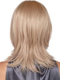 medium hair styles with layers back view layered medium hair back view
