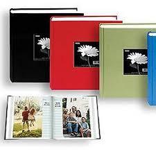 Fabric Photo Album Pioneer 4 X 6 In Fabric Frame Bi Directional Photo Album 100