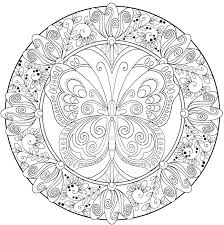 detailed butterfly coloring pages for adults butterfly coloring pages for adults butterfly coloring page