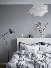 White And Light Grey Bedroom Soft Grey Home Via Cocolapinedesign Com Bedroom Pinterest