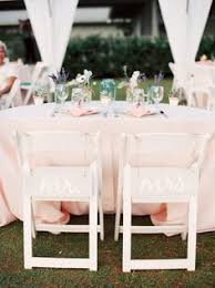 white resin chairs with seat pad tables and chairs pinterest