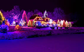Animated Outdoor Christmas Decorations by Christmas Hd Wallpapers