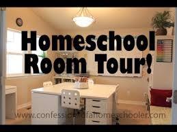Homeschool Desk Updated Homeschool Room Tour Youtube