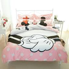 Mickey And Minnie Mouse Bedroom Set Mickey Mouse Double Bed Set Smartwedding Co