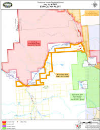 Wildfire Bc Perimeter Map by Aug 3 No Aircraft On Elephant Hill Fire Today Due To Smoke 100