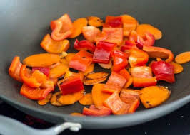 Cooking Preparation Moving Vegetables On by How To Make An Easy Stir Fry Allrecipes