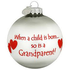 grandparent christmas ornaments to be christmas ornament for to be expecting