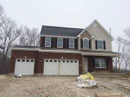 3 Car Garage Homes by Building Our Dream Home A Fun Day At A Milan Model