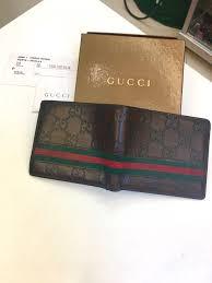 Top Gucci: Carteira Masculina Gucci @VM24