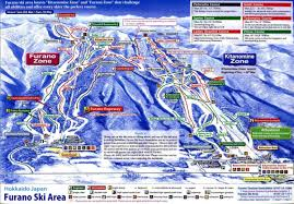 Map Of Utah Ski Resorts by Furano Piste Map U2013 Free Downloadable Piste Maps