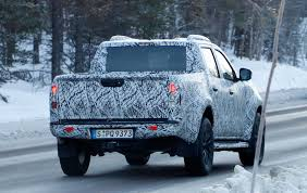 mercedes pickup 2017 mercedes benz x class spy photos and information by car magazine
