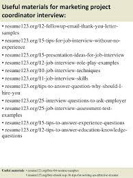 sample resume logistics coordinator top 8 merchandising