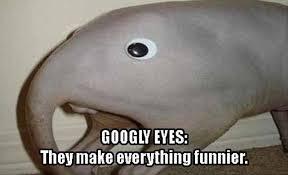 Googly Eyes Meme - googly eyes dump a day