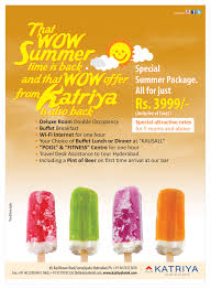 hyderabad hotel packages special summer package