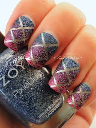 i feel polished pixie dust striping tape nails