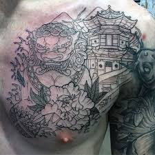 Japanese Fu Meaning 50 Japanese Temple Designs For Buddhist Ink Ideas