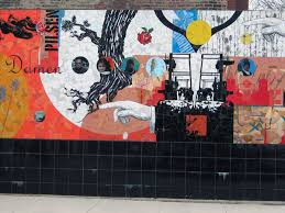 a guide to 51 neighborhood murals you must see right now 31 damen cta mural