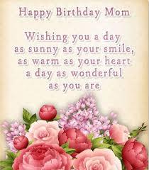 happy birthday mom poems and quotes mypoems co