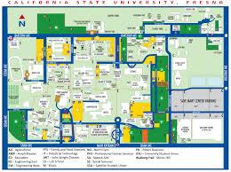 Sacramento State Campus Map by Searchaio Csu Fresno Campus Map