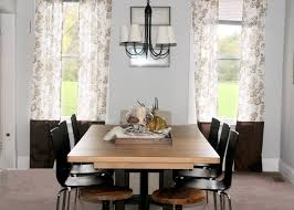 Dining Room Curtain Best Formal Dining Room Curtains With For And Modern Ideas Picture