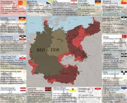 France Germany Map by Map Showing The Territories That Germany Lost Between 1919 And