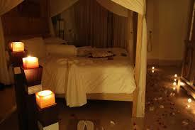 bedroom lighting brilliant romantic candle light bedroom ideas