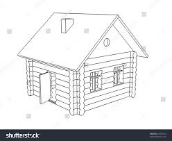 picture of a house outline house pictures