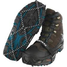 Decorated Walking Boot Yaktrax Walker Black Walmart Com