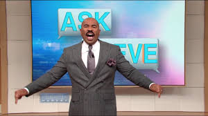 donald trump youtube channel ask steve donald trump isn t that bad steve harvey youtube