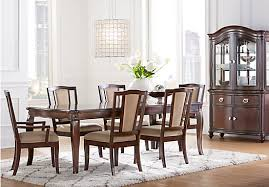 Room To Go Dining Sets Shop For A Mansell Manor 5 Pc Dining Room At Rooms To Go Find