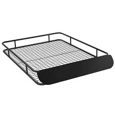 Car Roof Box Ebay by Extra Large Roof Luggage Rack With Wind Fairing Rbc 6245hd