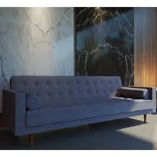 Grey Tufted Sofa by Furniture Grey Tufted Sofa For Modern Living Room Furniture Idea