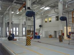volvo truck center maintenance center for volvo turnkey project tk projekt