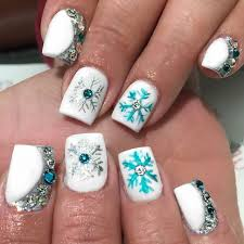 125 best christmas nails images on pinterest christmas nails