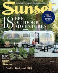 Your Big Backyard Magazine by Sunset Magazine July 2016 Issue U2013 Get Your Digital Copy
