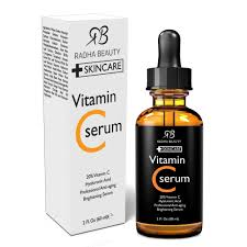 Serum Vitamin C Wajah vitamin c serum for anti aging skincare radha