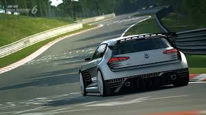 volkswagen gti racing introducing the volkswagen gti supersport vision gran turismo
