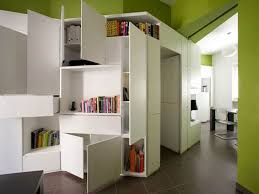 ideas 42 stunning small studio white painted fruniture green