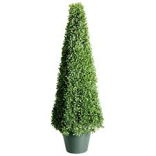 national tree company 48 in mini boxwood square artificial
