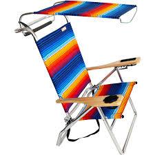 Kelsyus Premium Canopy Chair Red by Canopy Hi Seat Aluminum Beach Chair Arizona Stripe Canopy