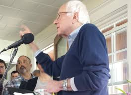 sanders promises new hampshire voters a grassroots presidential