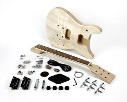 pit bull guitars prs 1ts electric guitar kit pit bull guitars