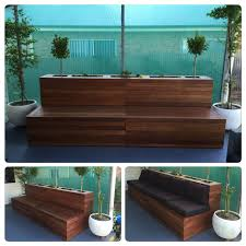 planter bench gardens pinterest planter bench planters and